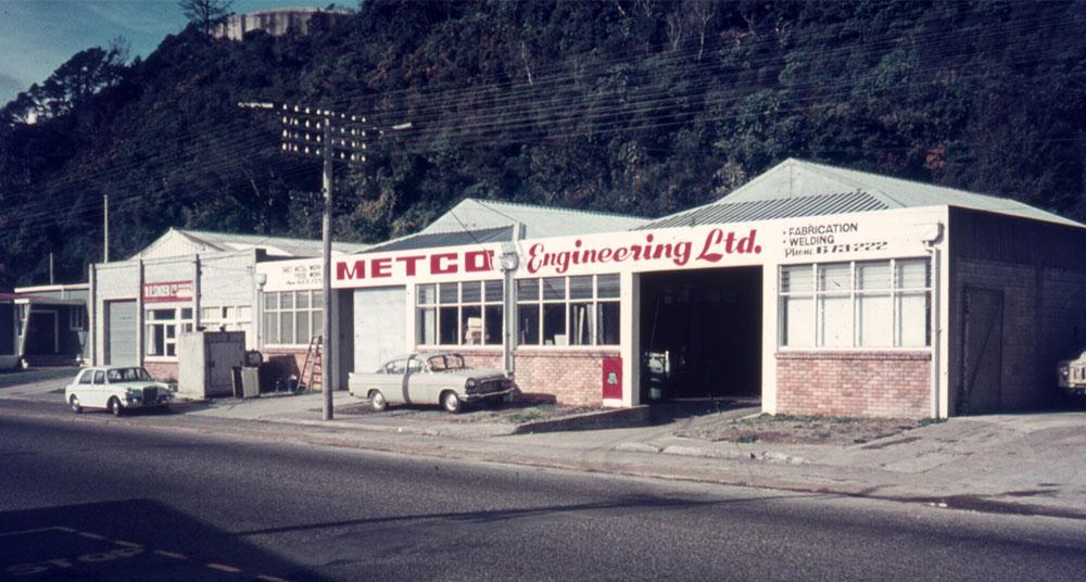 Metco Engineering building