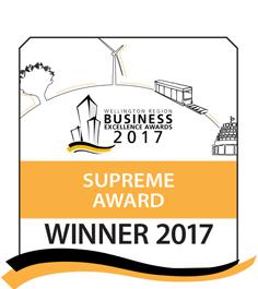 supreme award winner