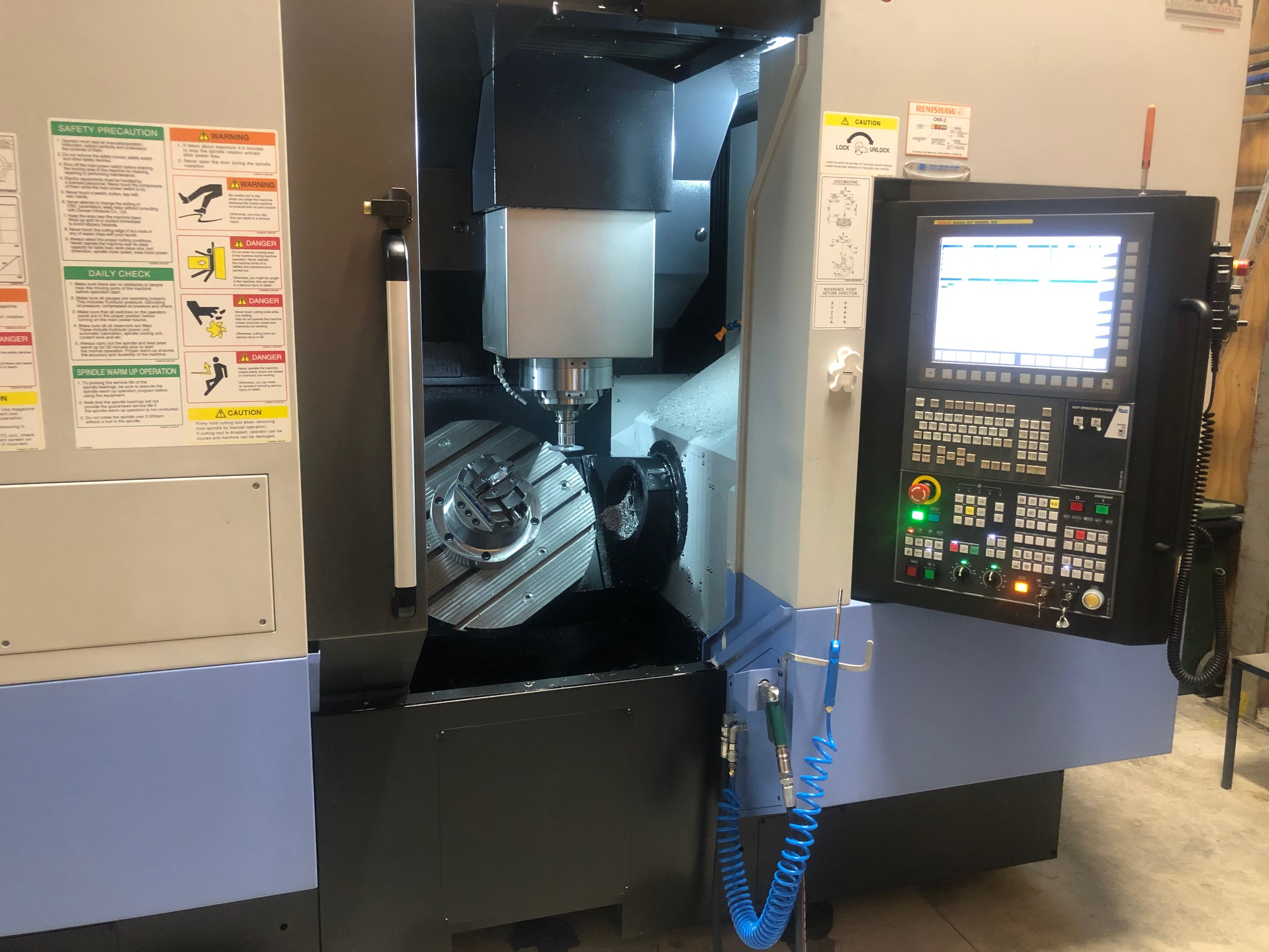 5-AXIS MACHINE TAKING CNC MILLING TO A NEW LEVEL | Metco