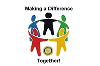 Rotary Making a Difference Together